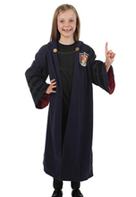 Load image into Gallery viewer, Gryffindor Vintage Hogwarts Robe (Child) Unisex