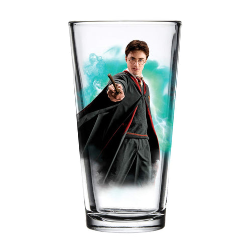 Harry Potter Pint Glass