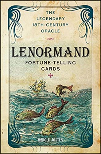 LENORMAND FORTUNE TELLING DECK
