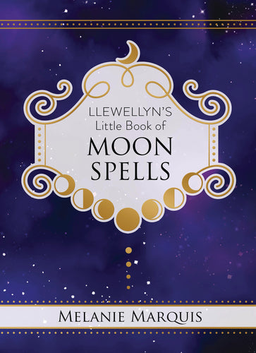 LITTLE BOOK OF MOON SPELLS: COMING SOON!