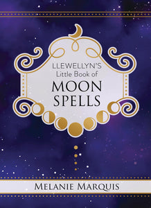LITTLE BOOK OF MOON SPELLS