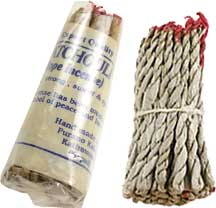 Tibetan Rope Incense: Patchouli