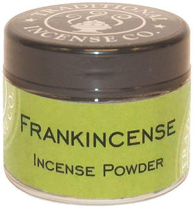 FRANKINCENSE PLANT BASED INCENSE POWDER