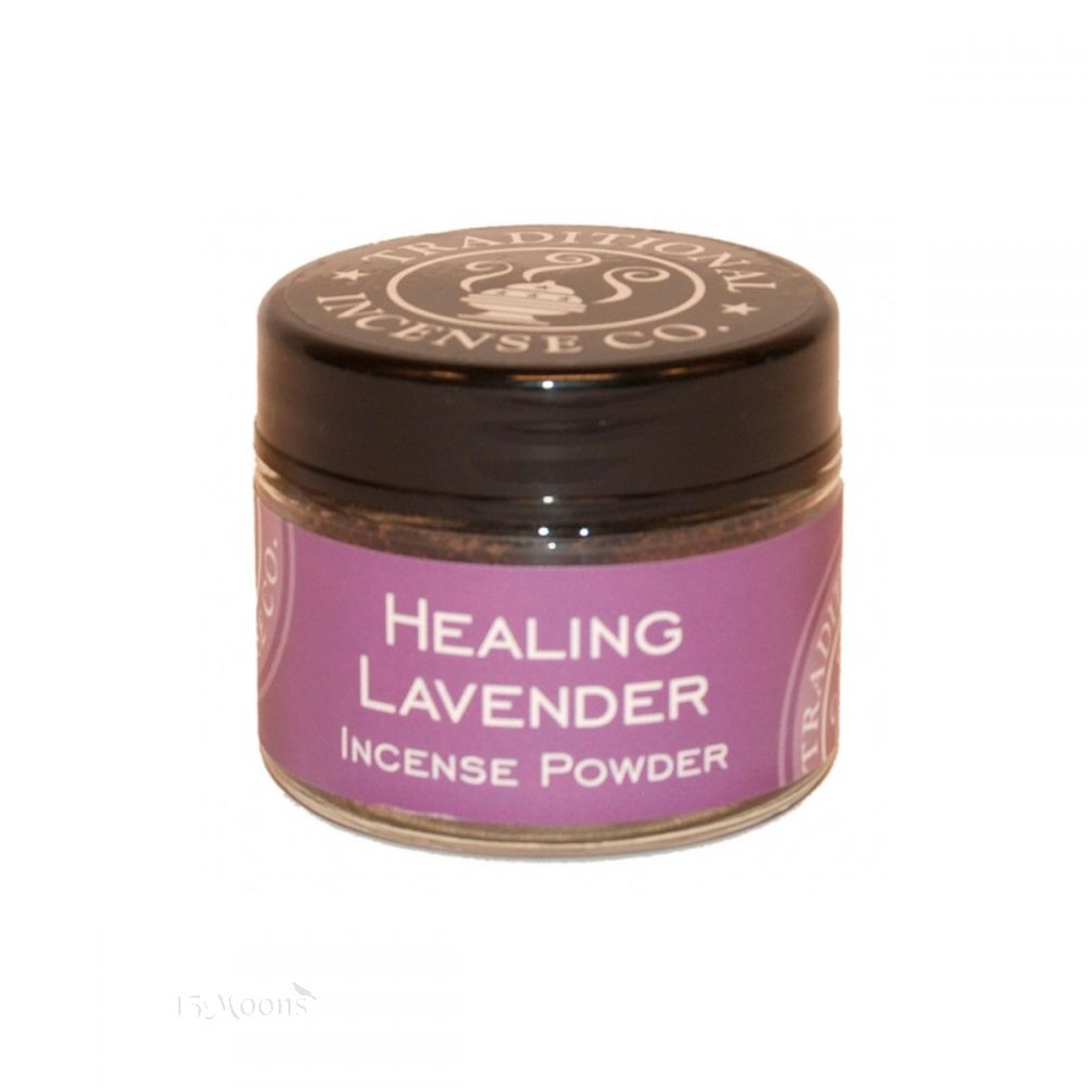 HEALING LAVENDER PLANT BASED INCENSE POWDER