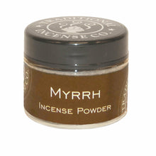 Load image into Gallery viewer, MYRRH PLANT BASED INCENSE POWDER