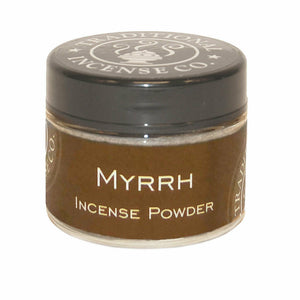 MYRRH PLANT BASED INCENSE POWDER
