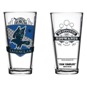 Ravenclaw Quidditch Pint Glass