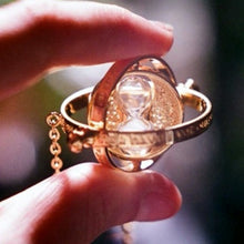 Load image into Gallery viewer, Hermione Granger's Time Turner Necklace