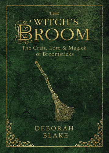 THE WITCH'S BROOM: COMING SOON!