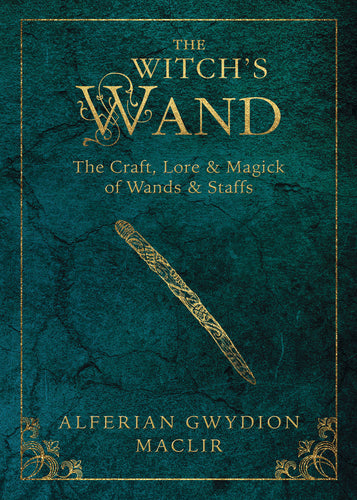 THE WITCH'S WAND: COMING SOON!
