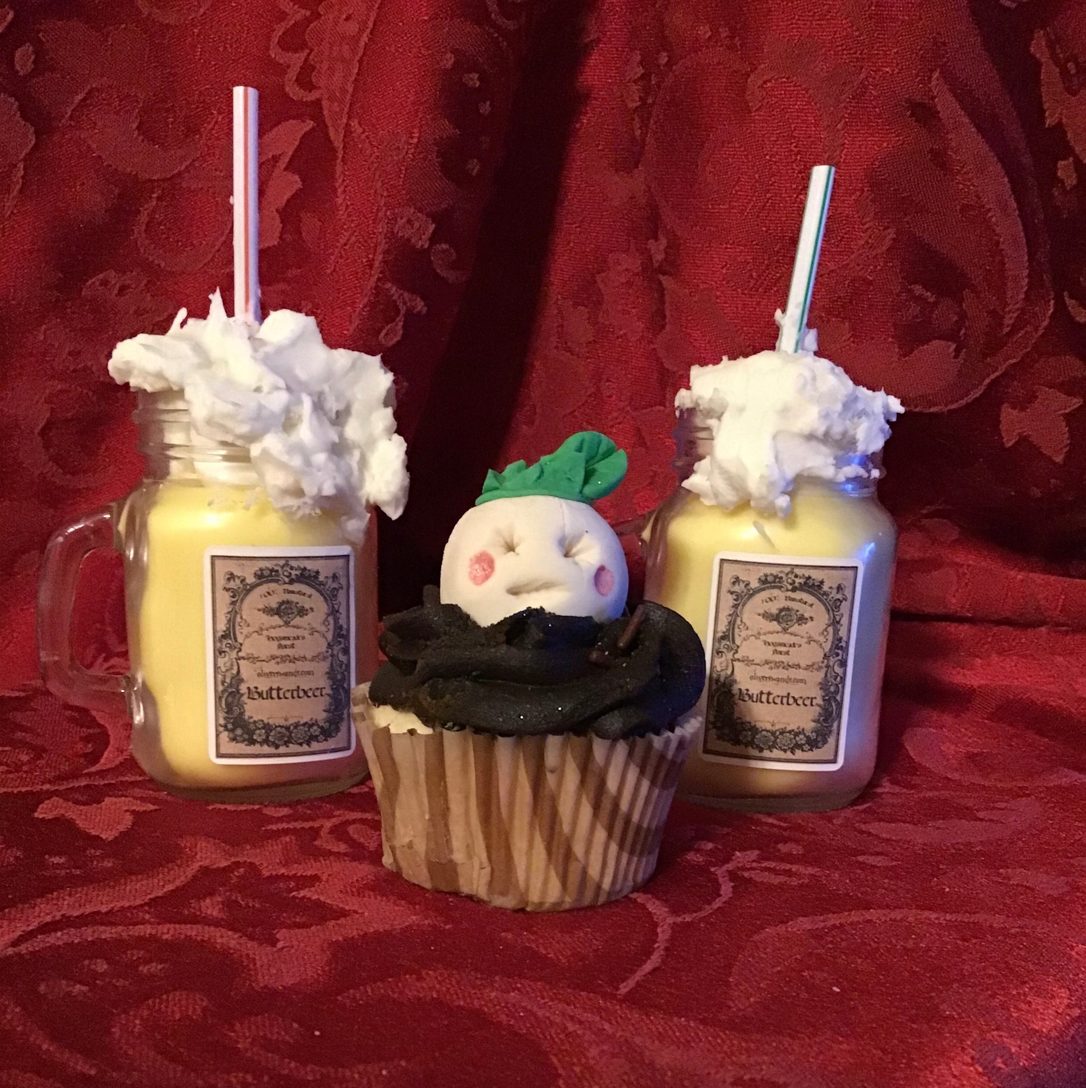 BUTTER BEER CANDLE