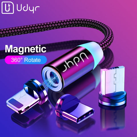 Magnetic Fast Charging USB Cable