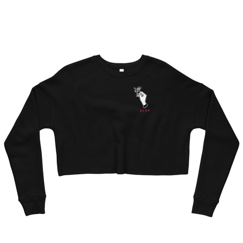 New Beginnings Crop Sweatshirt