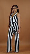 Sassy Stripes- Black