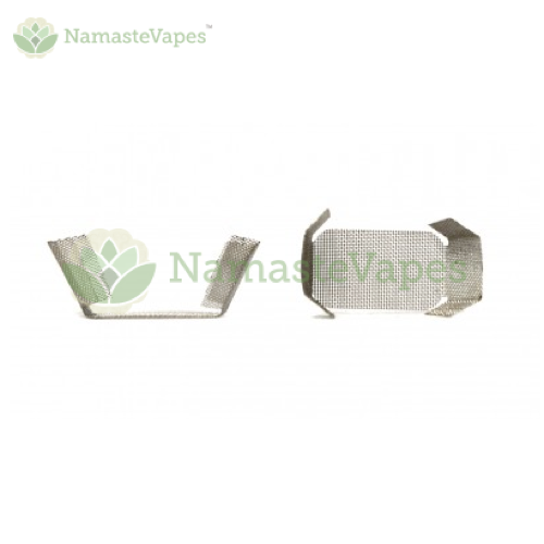 Haze Vaporizer Conduction Screens - Heat your blends by contact | Namaste Vapes