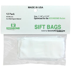Rosinbomb Rocket Sift Bag