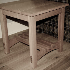 Finished White Oak Table