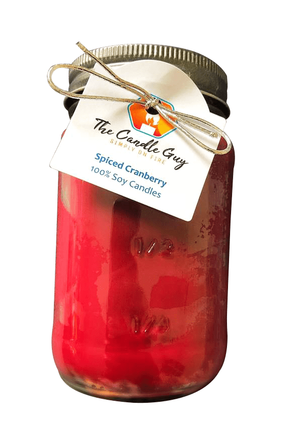 Spiced Cranberry - The Candle Guy LLC