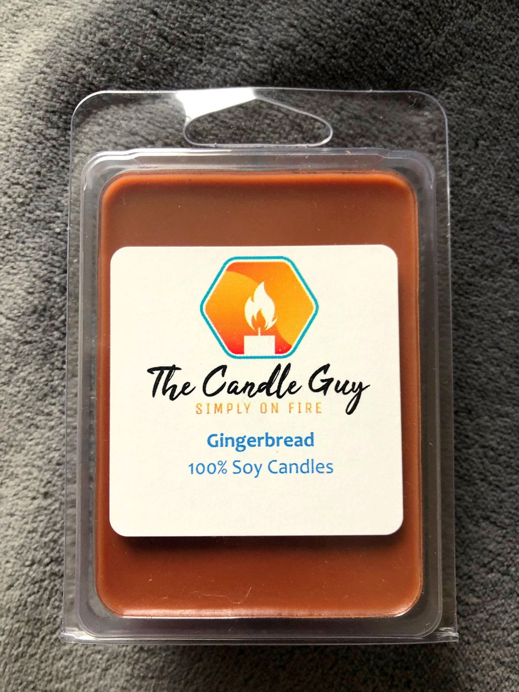 Gingerbread Wax Melt - The Candle Guy LLC