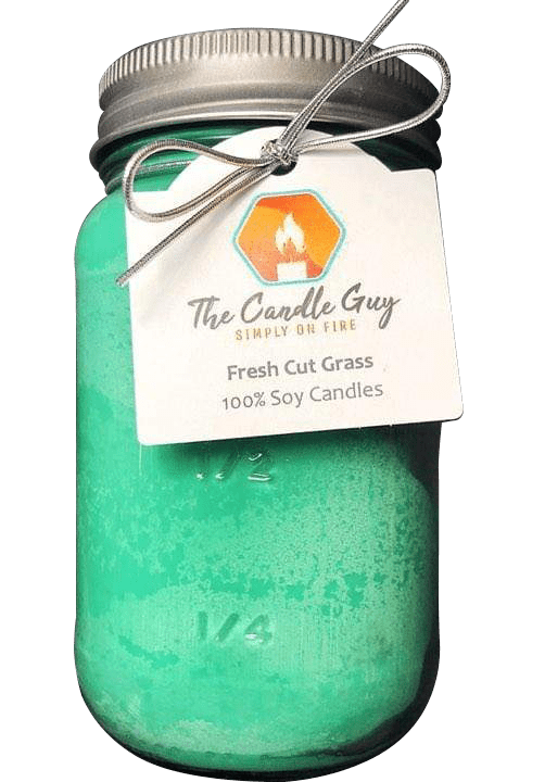 Fresh Cut Grass - The Candle Guy LLC