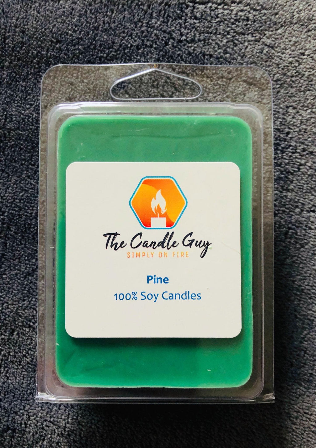 Pine Wax Melt - The Candle Guy LLC