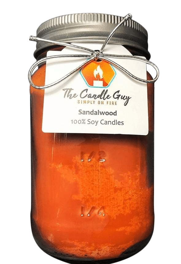 Sandalwood - The Candle Guy LLC