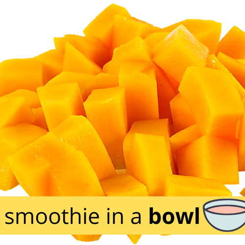 MANGO Classic Smoothie in a Bowl