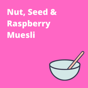 Nut, Seed & Raspberry Muesli (produce)