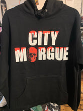 Load image into Gallery viewer, City Morgue x Vlone 'Dog Fight' Hoodie