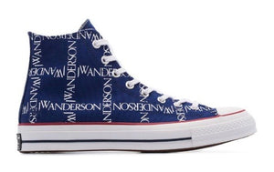 J.W. Anderson x Converse High Navy