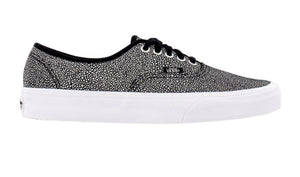 Vans Authentic Alien Skin (reflective) (black/white)