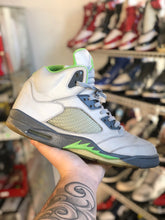 Load image into Gallery viewer, Jordan 5 'Green Bean'