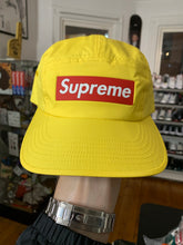 Load image into Gallery viewer, Supreme 'Inset' Camp Cap