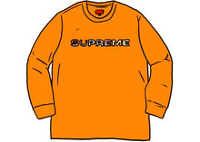 Load image into Gallery viewer, Supreme 'Meta' Logo Longsleeve