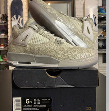 Load image into Gallery viewer, Jordan 4 'Anniversary Laser'