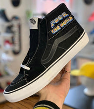 Load image into Gallery viewer, Supreme x Vans Sk8 Hi 'F*ck The World'