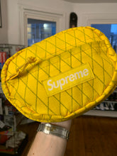 Load image into Gallery viewer, Supreme FW18 Shoulderbag Yellow