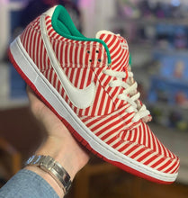 Load image into Gallery viewer, Nike Sb 'Candy Cane' Dunk Low