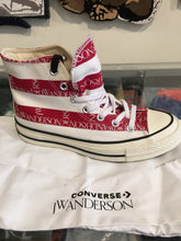 Load image into Gallery viewer, J.W. Anderson x Converse High Red