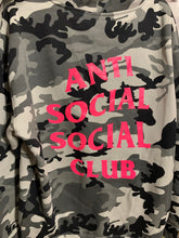 Load image into Gallery viewer, Anti Social Social Club 'Frozen' Hoodie