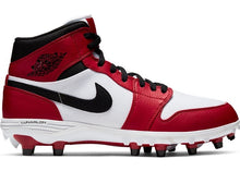 Load image into Gallery viewer, Jordan 1 'Chicago' Cleat