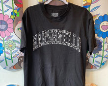 Load image into Gallery viewer, Chinatown Market x Marshmello Arc Logo Tee (Black)