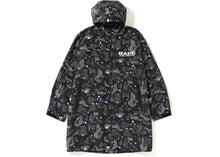 Load image into Gallery viewer, Bape Space Camo Long Coat