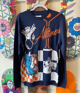 Vans x All Timers Knit Sweater