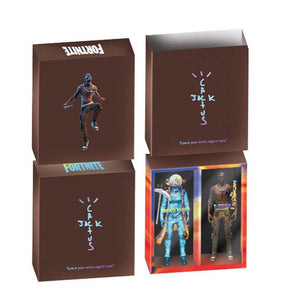 Travis Scott Fortnite Figure Set