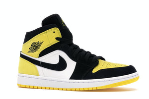 Jordan 1 'Yellow Toe'