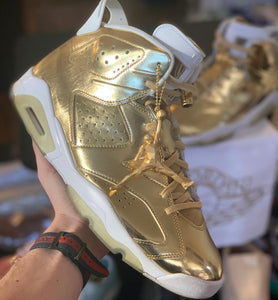 Jordan 6 'Pinnacle'
