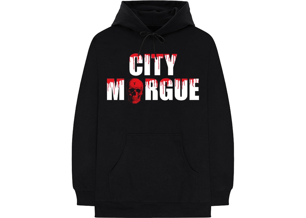 City Morgue x Vlone 'Dog Fight' Hoodie