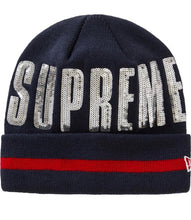 Load image into Gallery viewer, Supreme Sequin Beanie