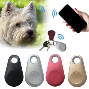 Smart Mini GPS Tracker Anti-Lost Waterproof Bluetooth Tracer For Pet Dog Cat - petsprive.com